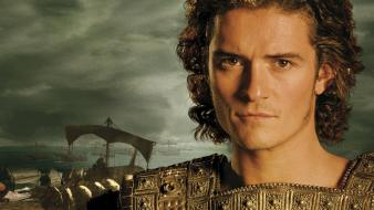 Movies orlando bloom troy wallpaper