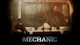 Movies the mechanic wallpaper