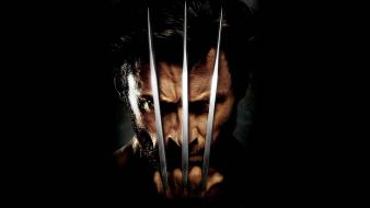 Movies wolverine fingers hugh jackman x-men: origins wallpaper
