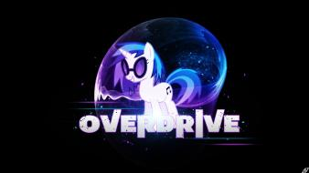 My little pony: friendship is magic overdrive wallpaper