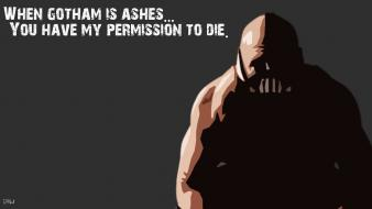 Quotes bane batman the dark knight rises Wallpaper