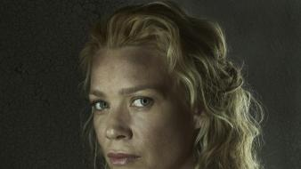 Series amc laurie holden portraits zombie apocalypse wallpaper