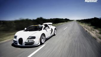 Top gear bugatti veyron grand sport wallpaper