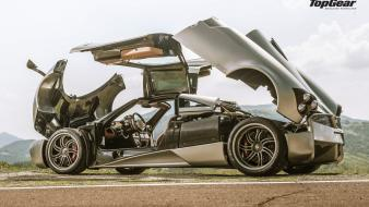 Top gear pagani huayra Wallpaper