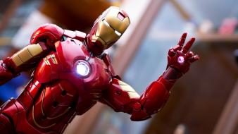 Toys (children) tony stark mark iv hello wallpaper