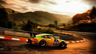 Tuned 911 (997) gt3 cup nürburgring nordschleife wallpaper