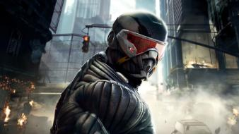 Video games crysis 2 nanosuit wallpaper