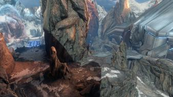 Video games halo maps 4 multiplayer wallpaper