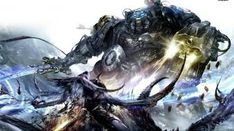 Video games warhammer space marine terminator 40,000 wallpaper