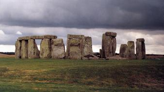 World stonehenge medieval 7 wonders complex magazine wallpaper