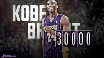 Basketball kobe bryant los angeles lakers points player Wallpaper