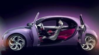Cars concept art vehicles citroën Wallpaper