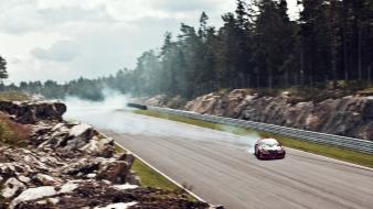 Cars drifting drift gatebil 2012 wallpaper