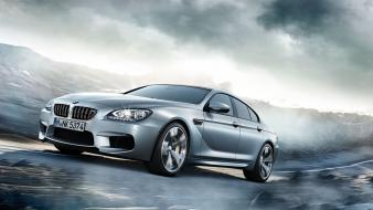 Cars gran coupe m6 automobile bmw wallpaper