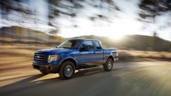Cars pickup trucks ford f-150 complex magazine natural Wallpaper