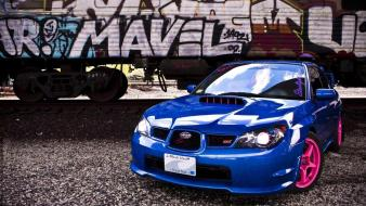 Cars subaru impreza wrx sti complex magazine natural wallpaper