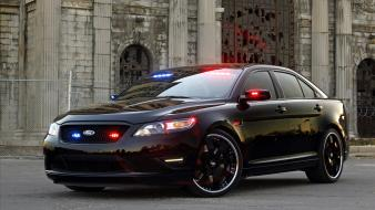 Concept art 2010 police interceptor ford stealth wallpaper