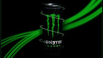 Drinks monster energy can wallpaper
