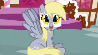 Eyes crayon my little pony derpy hooves wallpaper