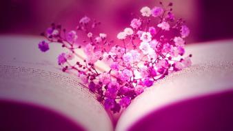 Facebook flowers pink books timeline monochrome cover pages wallpaper