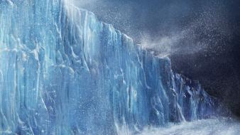 Ice wall game of thrones wallpaper