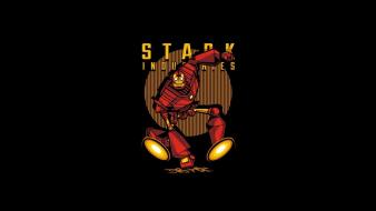Iron man steampunk stark industries wallpaper