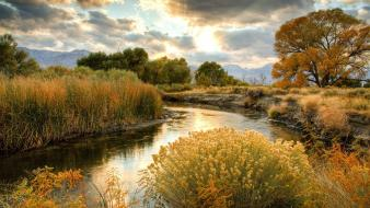 Landscapes nature riverside rivers wallpaper