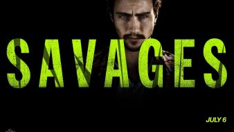 Movies aaron taylor-johnson savages wallpaper