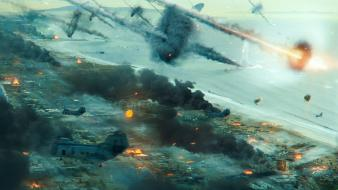 Movies battle los angeles wallpaper