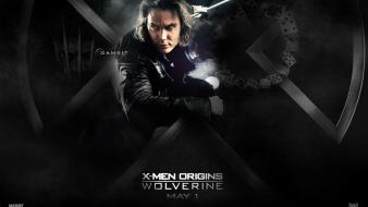 Movies gambit x-men: origins wallpaper