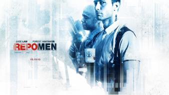 Movies jude law repo men forest whitaker wallpaper