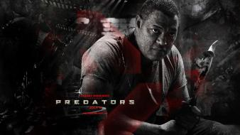 Movies predators laurence fishburne wallpaper