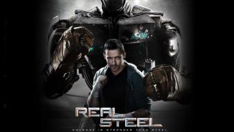 Movies real steel wallpaper