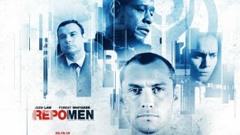 Movies repo men Wallpaper