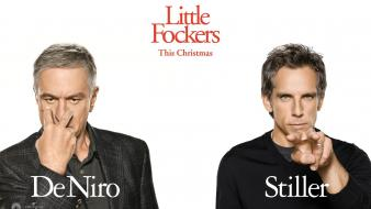 Movies robert de niro ben stiller little fockers wallpaper