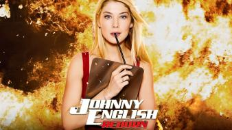 Movies rosamund pike johnny english reborn wallpaper