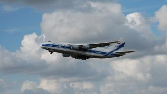 Nature an-124 antonov complex magazine russian wallpaper