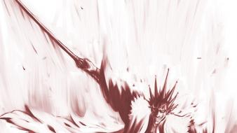 Paintings bleach zaraki kenpachi wallpaper