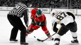 Pittsburgh penguins minnesota wild icehockey mikko koivu wallpaper