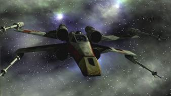 Star wars science fiction artwork wallpaper