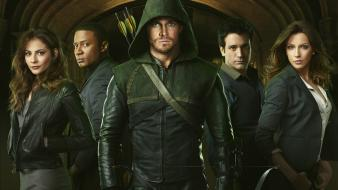 (tv) oliver queen colin donnell david ramsey wallpaper