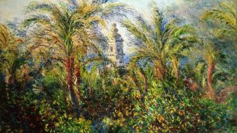 Artwork french traditional art claude monet impressionism Wallpaper