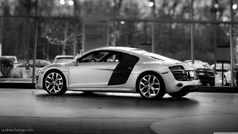 Audi r8 coupe v10 wallpaper