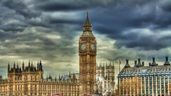 Big ben parliament houses wallpaper