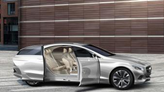 Cars concept art 2014 mercedes benz Wallpaper
