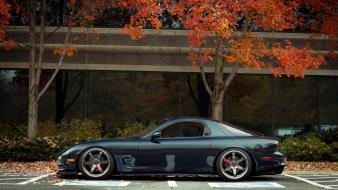Cars mazda rx-7 side view fd fd-3s rx7 wallpaper