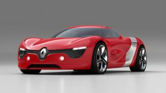 Cars vehicles renault 2010 dezir Wallpaper