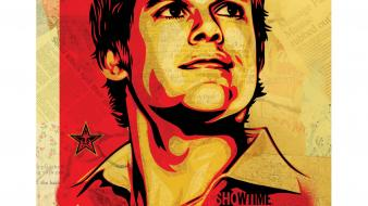Dexter morgan tv shows show time banners wallpaper