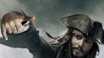 Guitars pirates of the caribbean captain jack sparrow Wallpaper