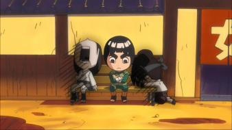 Naruto: shippuden rock lee hyuuga neji tenten wallpaper